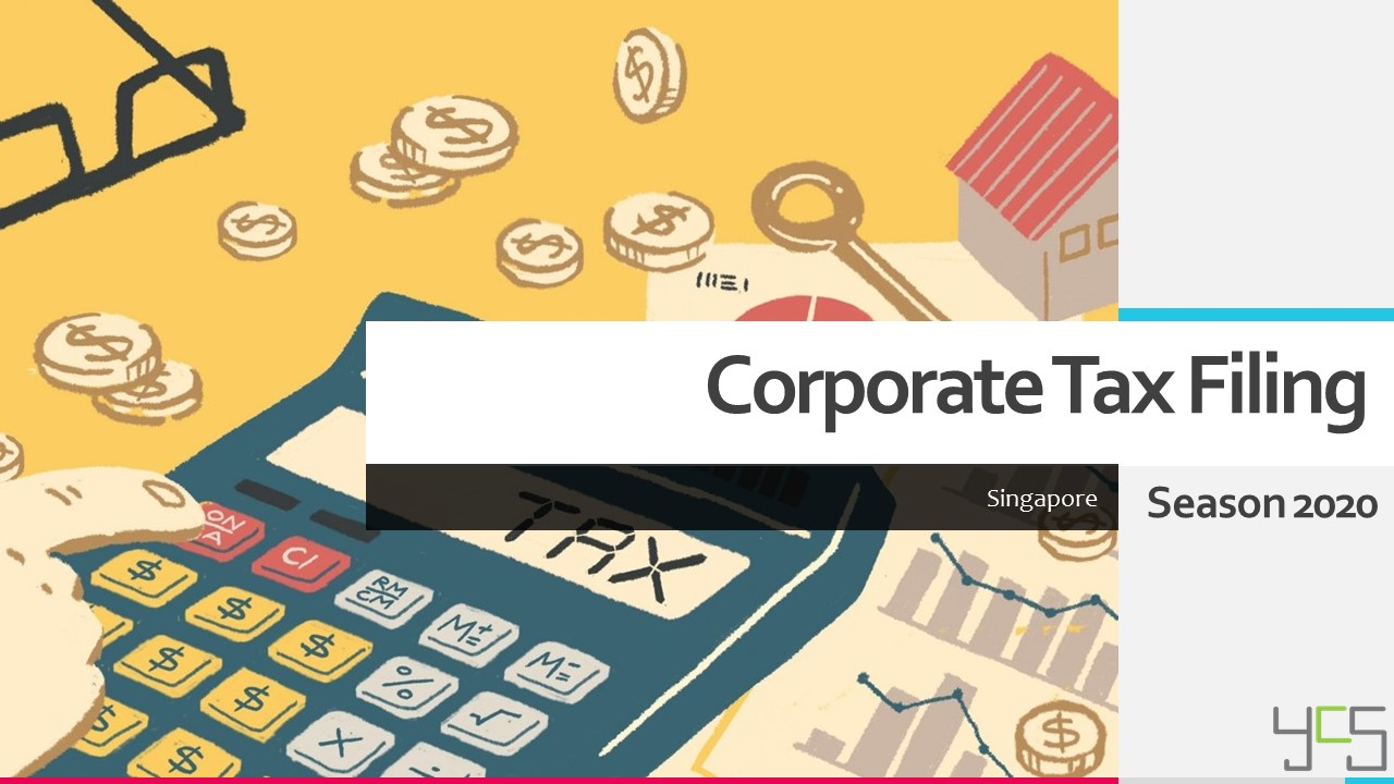 Corporate Tax Filing Season 2020
