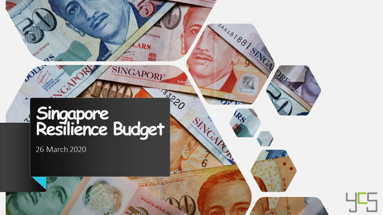 Singapore Resilience Budget